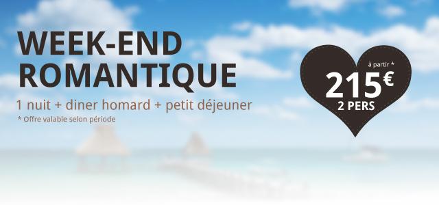 Week-end Romantique en Bretagne