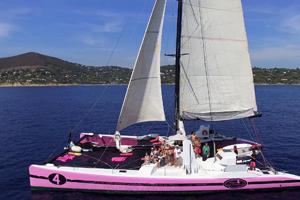 cazeneuve maxi catamaran