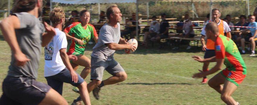 L'île d'Houat pourrait devenir l'eldorado du rugby à cinq